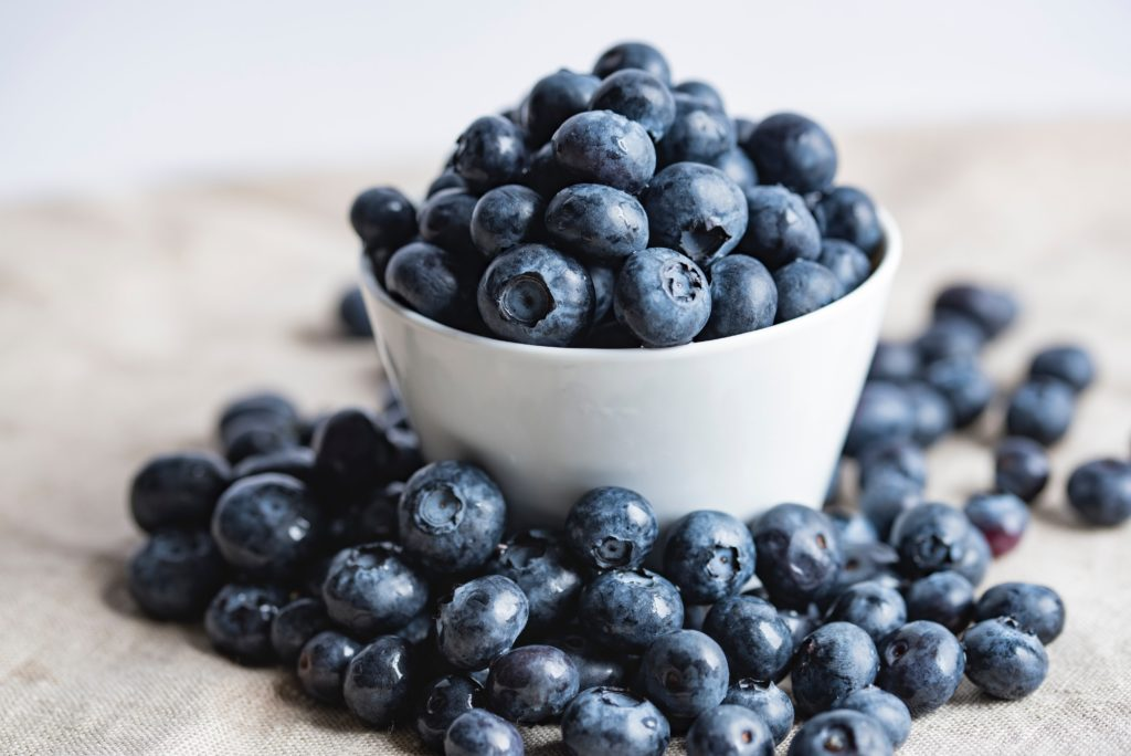 blueberries as fruit for weight loss