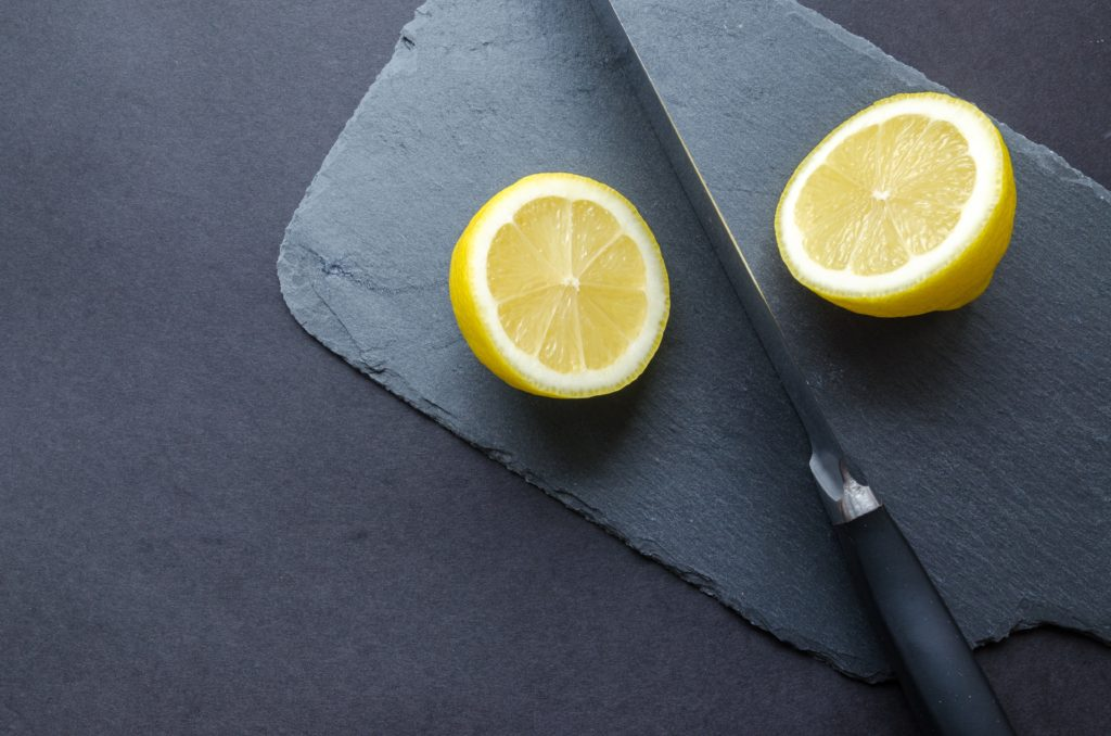 Micronutrients in lemons for weight loss