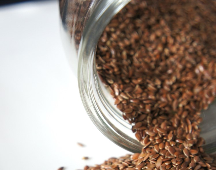 Micronutrients in flax seeds for weight loss