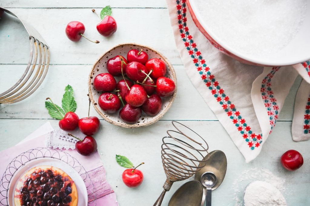 cherries as fruit for weight loss
