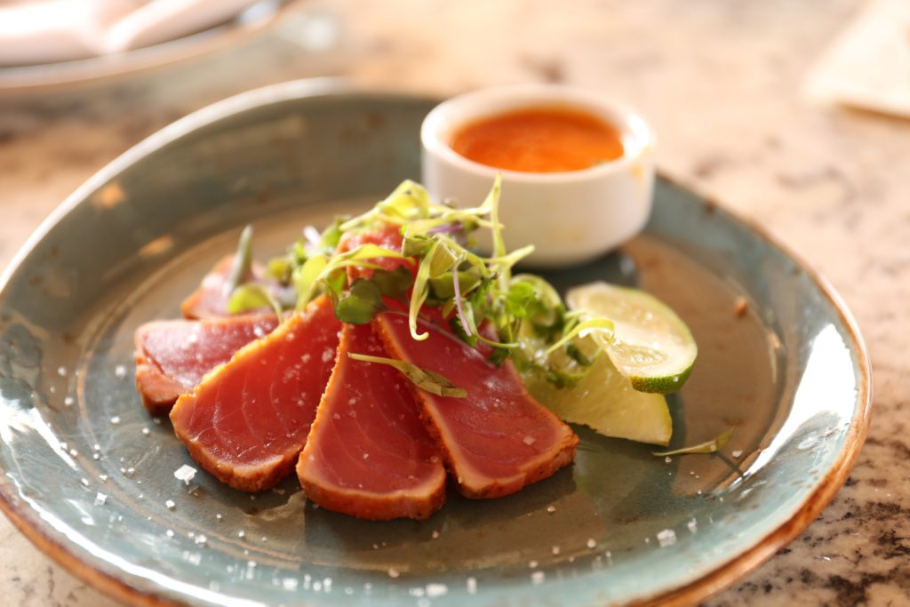 tuna as High Protein Food For Weight Loss