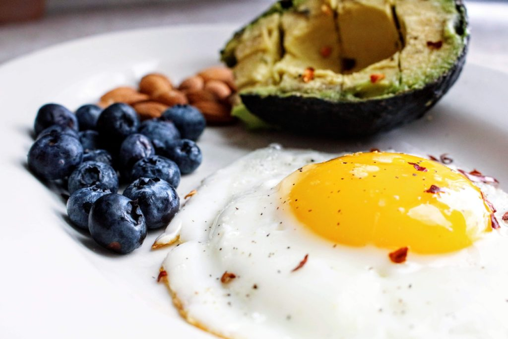 egg to get enough protein on the ketogenic diet