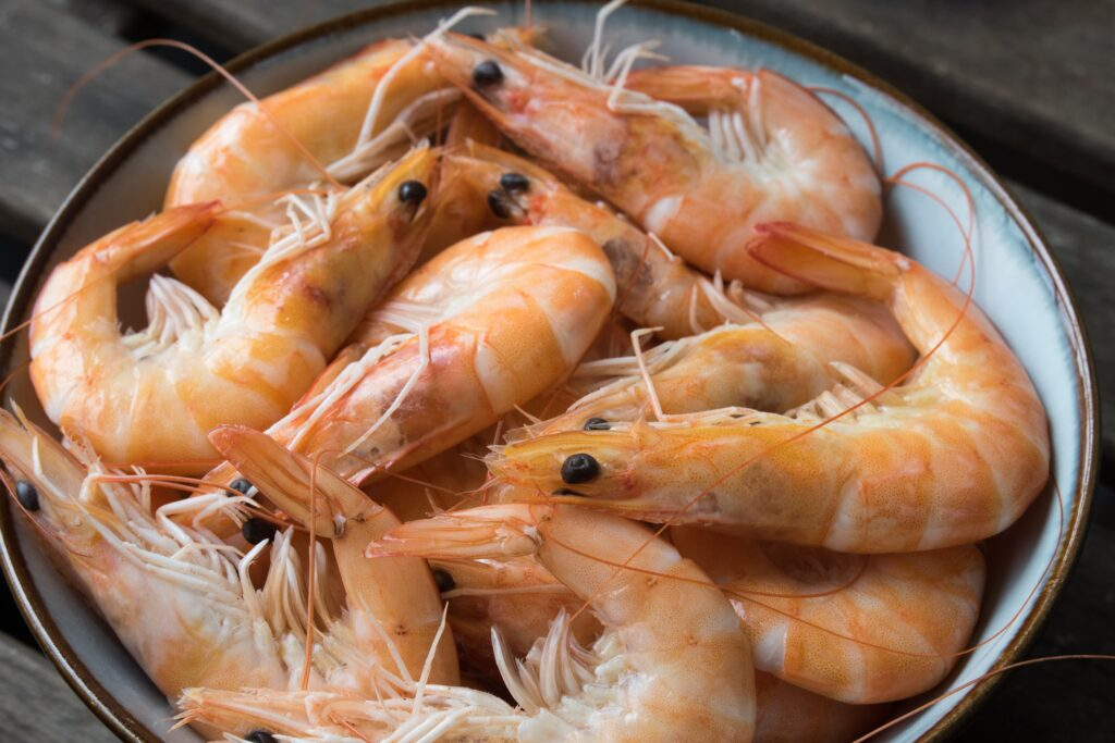 Will shrimp help you lose weight