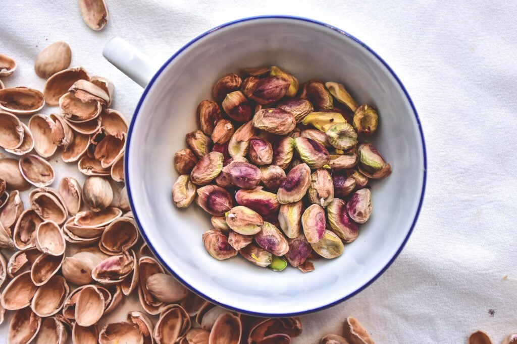 Do pistachios help you lose weight