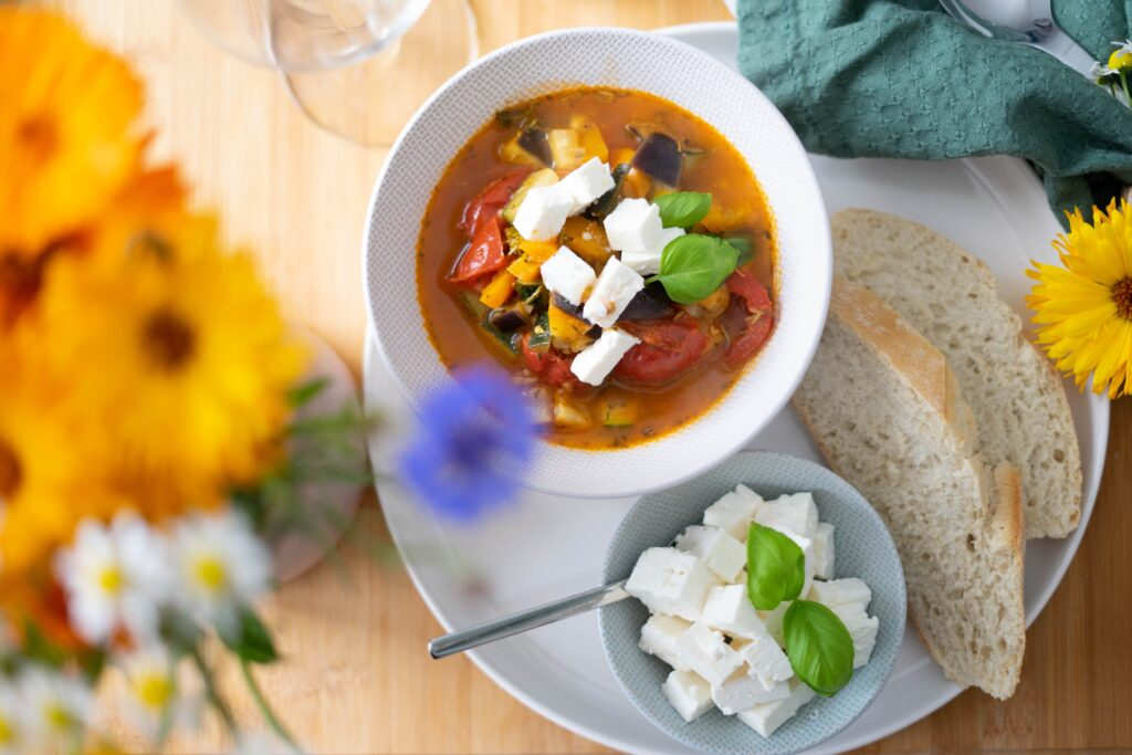 Feta cheese for weight loss