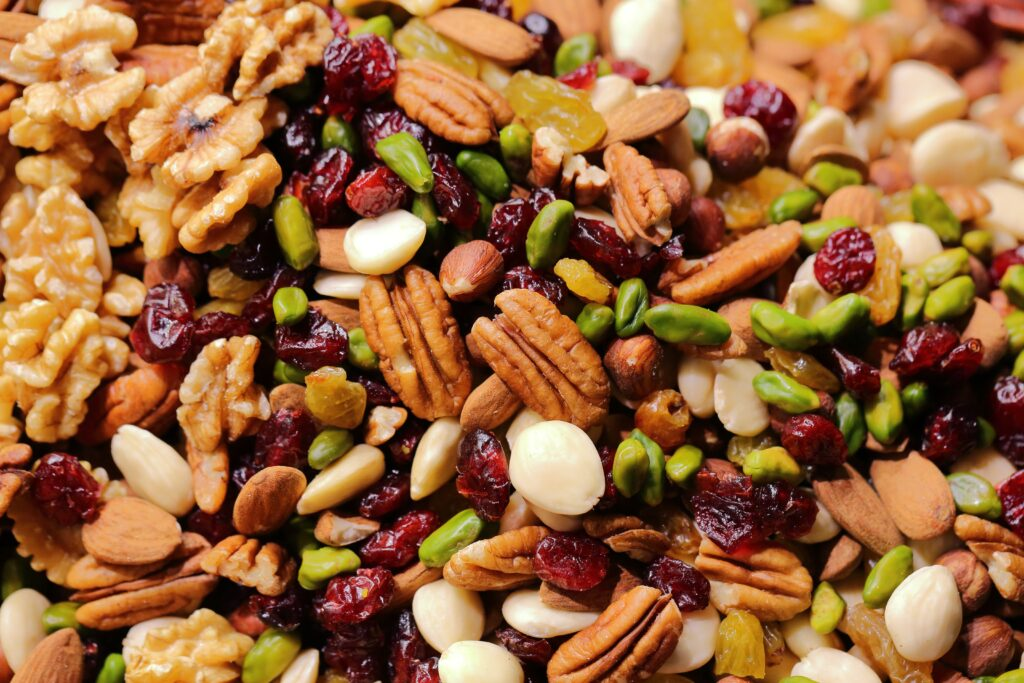 Pistachios vs other popular nuts for weight loss