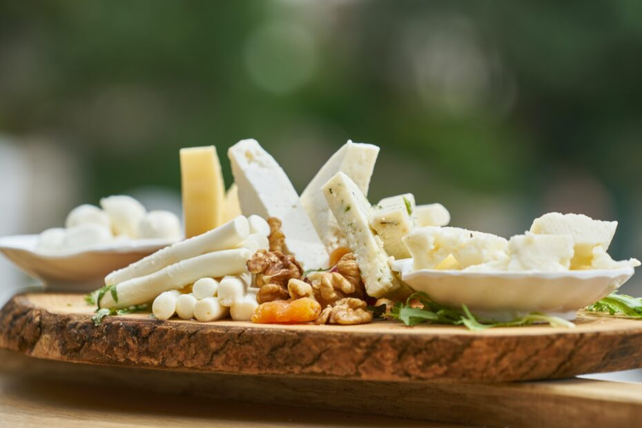 13 Of The Cheeses Highest In Protein