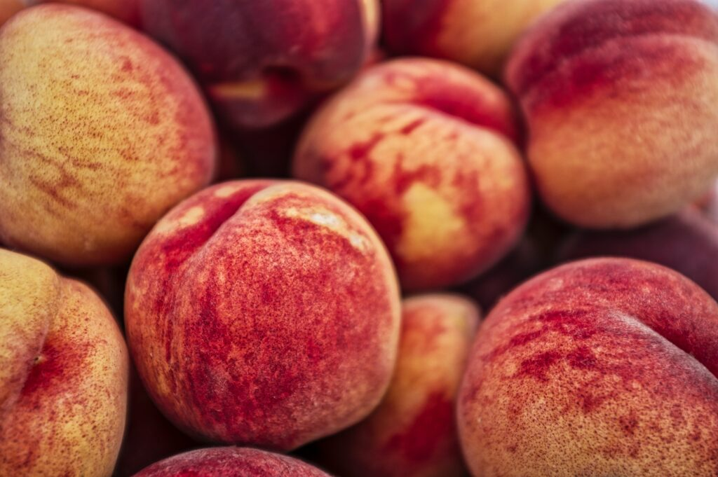 Do peaches help you lose weight