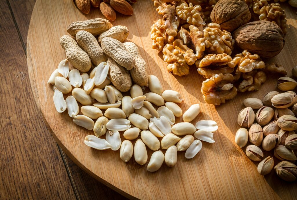 Walnuts vs other popular nuts for weight loss