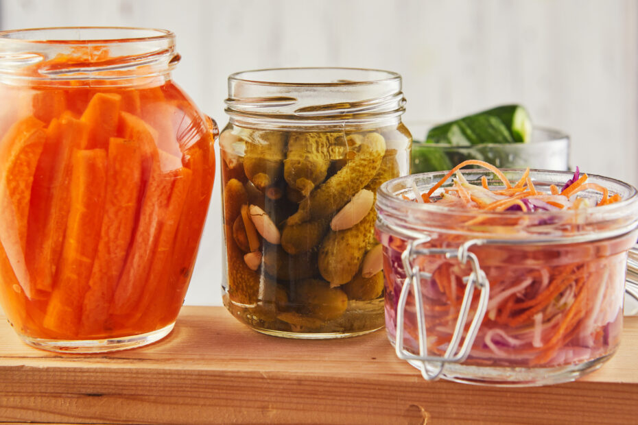 10 Of The Best Fermented Foods For Weight Loss