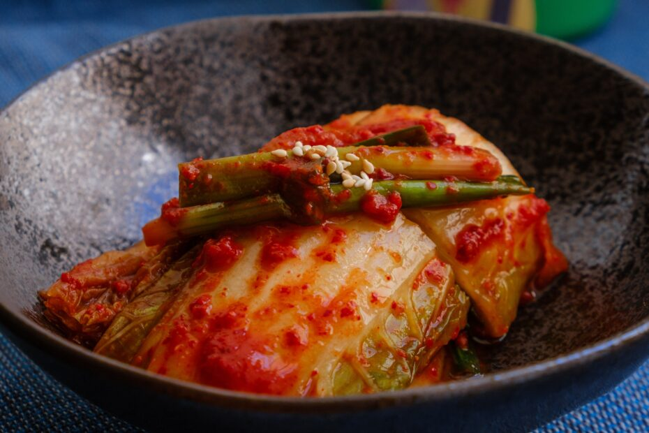 Is Kimchi Good For Weight Loss