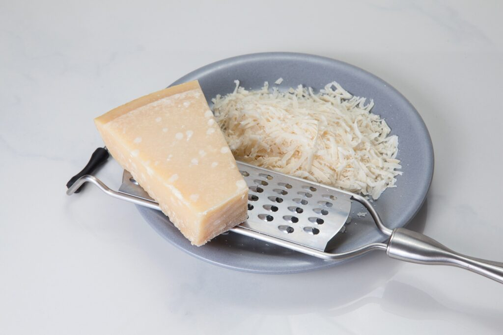 Parmesan as high protein cheese for weight loss