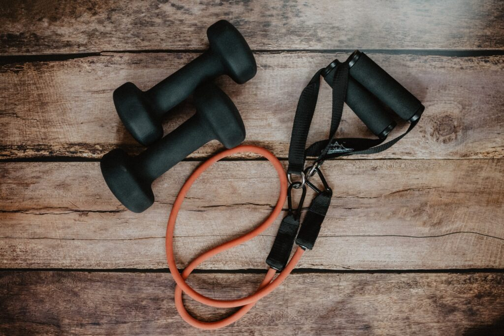 Resistance band to use for benefits