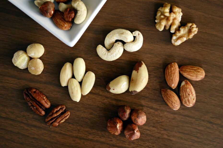 9 Of The Nuts Highest In Protein