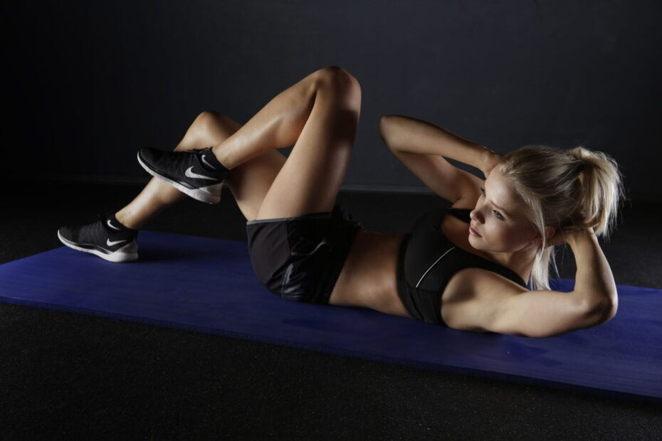 10 Ankle Weights Exercises For Bigger Abs