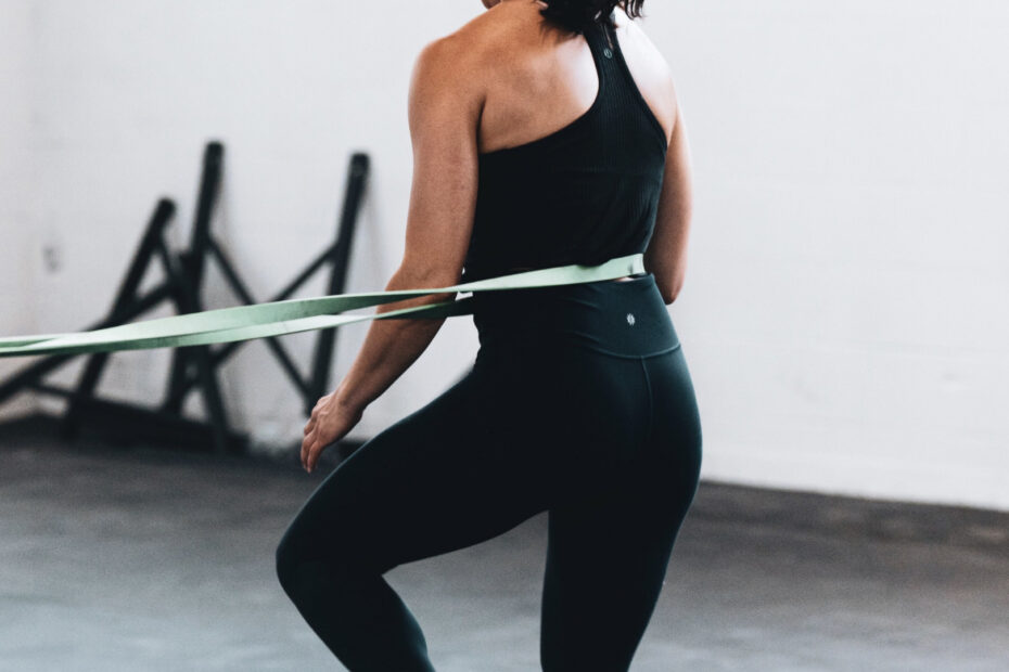 5 Ways To Anchor Your Resistance Bands