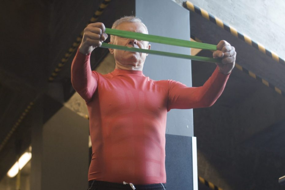 10 Resistance Band Exercises For Shoulders