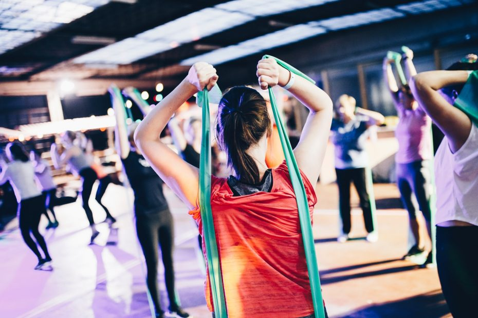 11 Arm Exercises With Resistance Bands