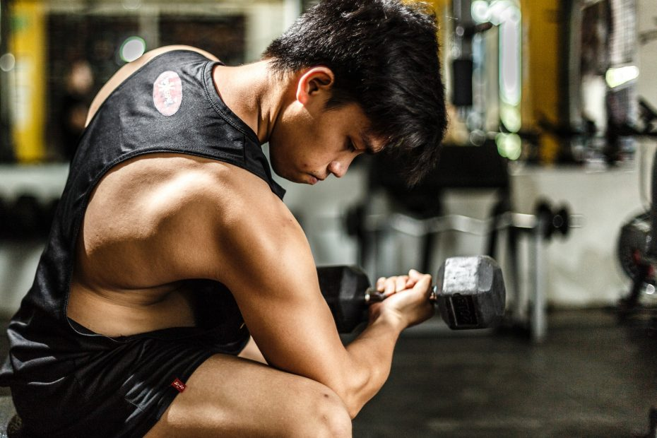 11 Dumbbell Exercises For Bigger Arms