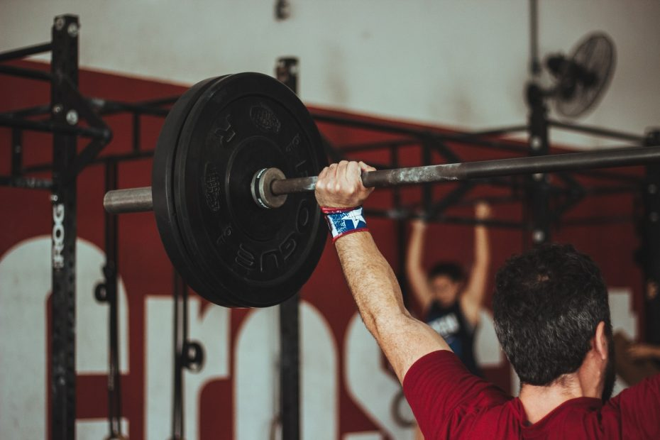 5 Shoulder Exercises With A Barbell