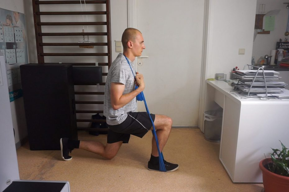 Resistance Band Lunges How To, Variations, Risks,...
