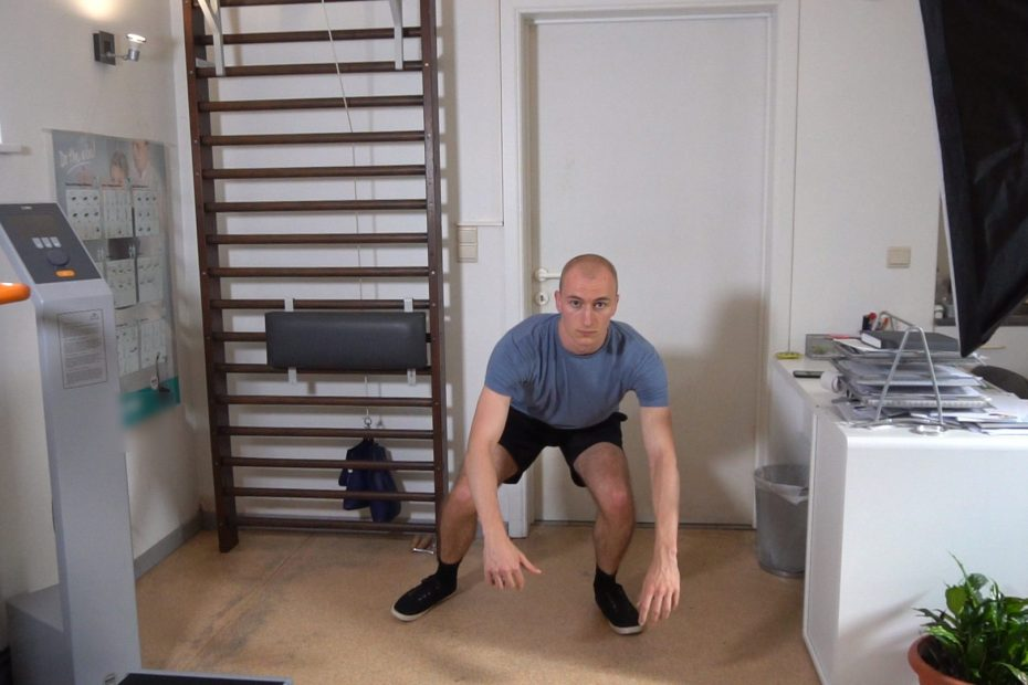 Lateral Squat Walks How To, Alternatives,...