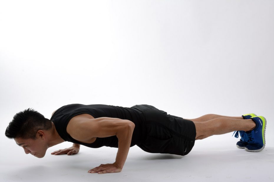 Aztec Pushups How To, Muscles Worked,...