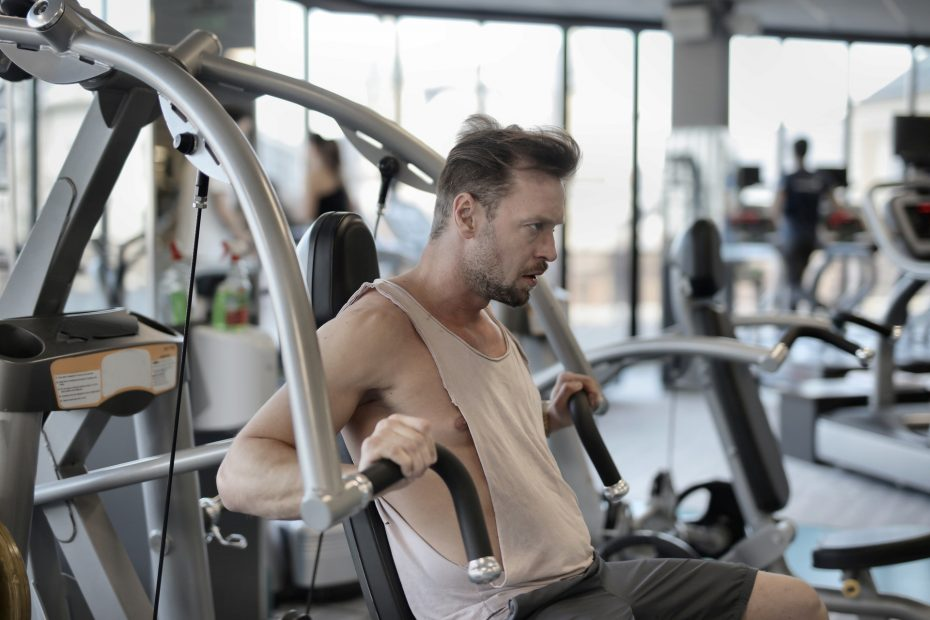Chest Press Machine How To Use, Where For Sale,...