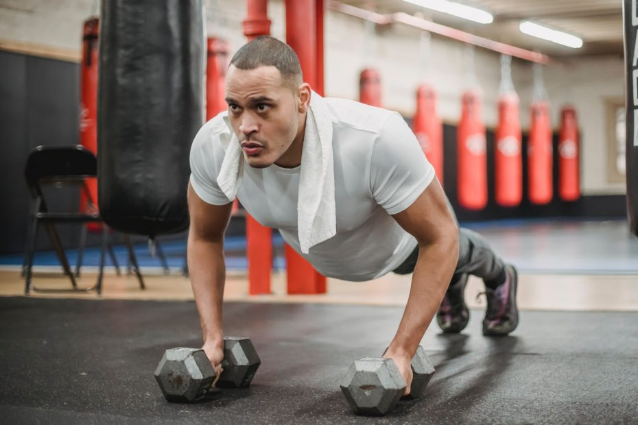 Man Makers Exercise How To, Benefits,...