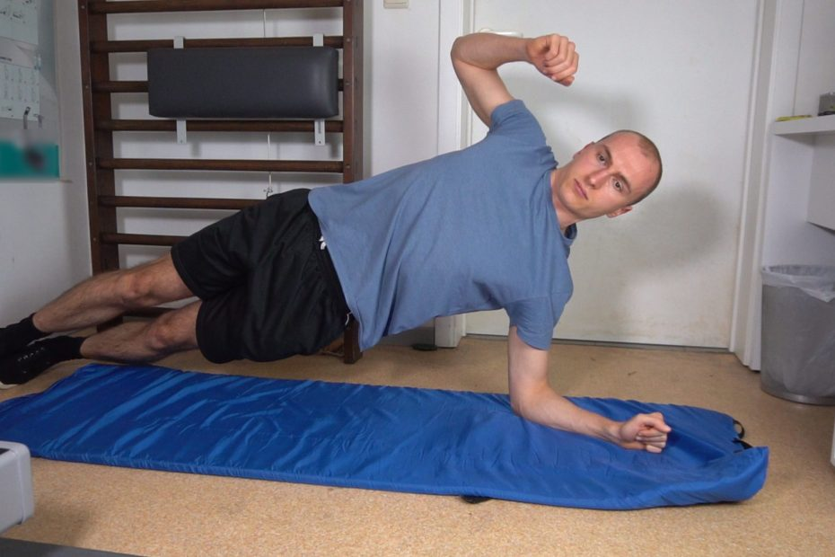 Plank Rolls How To, Muscles Worked,...