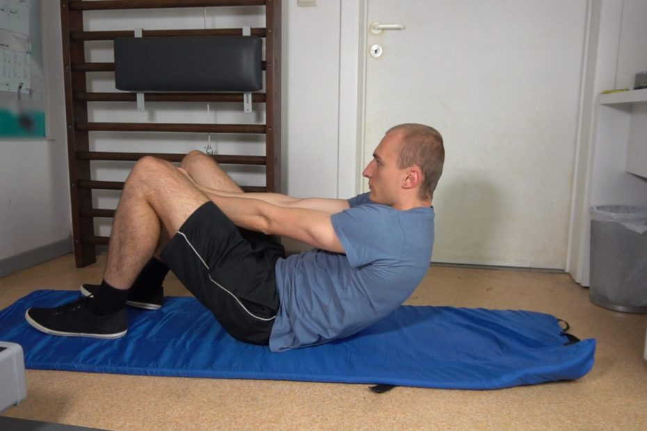 Prayer Crunches How To, Muscles Worked,...